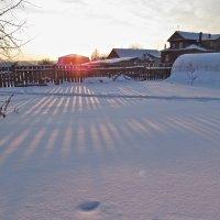 Зимний закат :: НАТАЛЬЯ