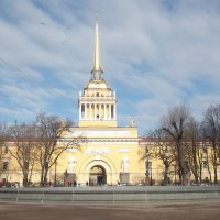 Адмиралтейство :: Svetlana Lyaxovich