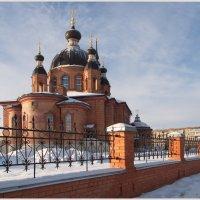 Свято-Тихоновский храм в Волгореченске. :: Олег