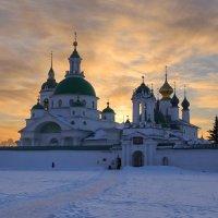 Спасо-Яковлевский монастырь, Ростов :: галина северинова