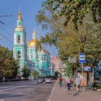 Москва. Богоявленский собор в Елохове. :: В и т а л и й .... Л а б з о'в