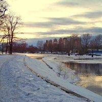 На закате. :: Miko Baltiyskiy