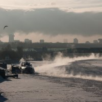 Москва-река, Парк культуры. :: Alexander Petrukhin