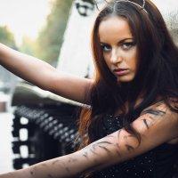 Тигр :: Кристина Бессонова