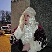 Достал праздник... :: Александр Силинский