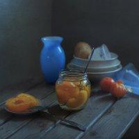 Компот из персиков :: Алина