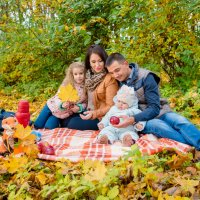 Осенний пикник :: Анастасия Махова