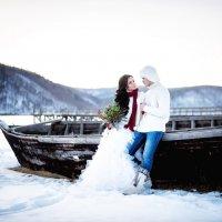 Зимняя свадьба :: Анастасия Иванова