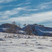 Гора Малое Седло :: Александр Малышев