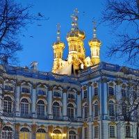 И Пусть стоят дворцы эти в веках как символ мощи и величия державы :: Алексей Михалев