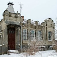 Дом :: Константин Бобинский