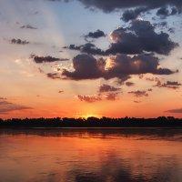 Панорама рассвета. :: Svetlana