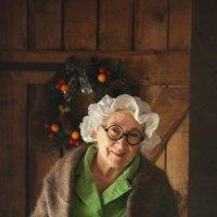 В гостях у бабушки :: Кристина Мащенко