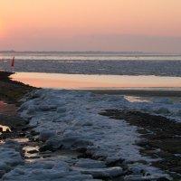 Зимний закат на Норденей :: Kapris VS