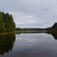 Бескрайние озера :: Светлана Ларионова