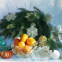 Завтра старый Новый год будет праздновать народ. :: alfina