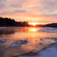 Пьеса для зимнего солнца... :: Павлова Татьяна Павлова