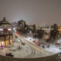 Зима ... в провинции . :: Роман Шершнев