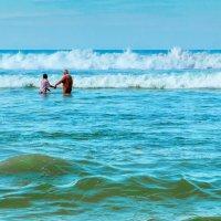 Идущие к волнам :: Андрей Кузнецов