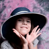Модная шляпа (3) :: Александра nb911 Ватутина