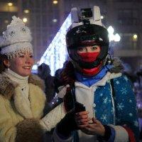Вот такие Снегурочки  2017 .. :: Валерий Князькин