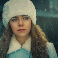 Как я тебя ждала в тот хмурый зимний вечер... :: Elena Klimova