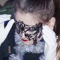Снимая маску :: Юлия