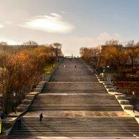 Потемкинская лестница :: Виктория Бондаренко