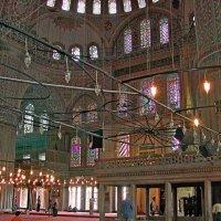 Стамбул. Голубая мечеть :: Tata Wolf