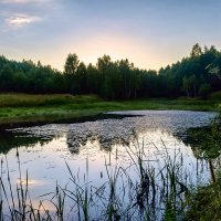 Озеро Луговое :: Александр Березуцкий (nevant60)
