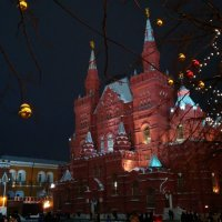 Исторический музей и Никольская башня :: Татьяна Тимофеева