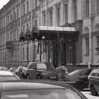 """Отель """"Ренессанс"""" в центре  Санкт-Петербурга :: Фотогруппа Весна."""