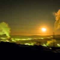 Закат Луны :: Елена Фалилеева-Диомидова
