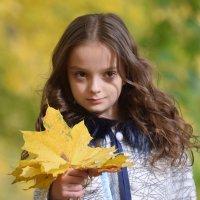 Девочка-очень :: Анастасия