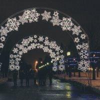 Новогодняя Москва :: Александр Колесников
