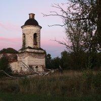 Сумерки в Троицке :: Валерий Чепкасов