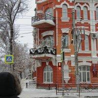 Новый год на балконе :: наталия