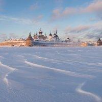 Снежный прибой :: Александр Бобрецов