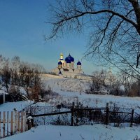Близ монастыря! :: Владимир Шошин