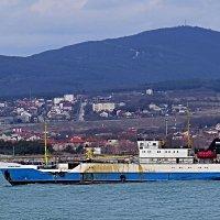 Выход в море :: Валерий Дворников