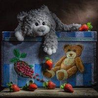 В эти холодные деньки хочется тепла и уюта. :: Svetlana Sneg