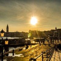 Закат в Венеции :: Наталия