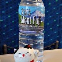 Манэки-нэко и вода Mount Fuji :: Swetlana V