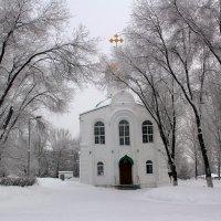 Снежно в Самаре :: Александр Алексеев