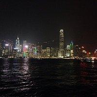 Вечерний  Гонконг. :: Виталий Селиванов