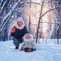 зимняя сказка в лесу :: Эльмира Суворова