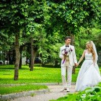 свадебная прогулка :: Егор Чеботаренко