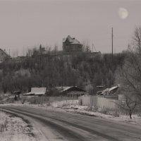 Зимняя дорога :: Aнна Зарубина