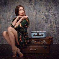На чемоданах :: Александр Маточкин