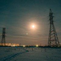 Лунная ночь :: Богдан Кириллов